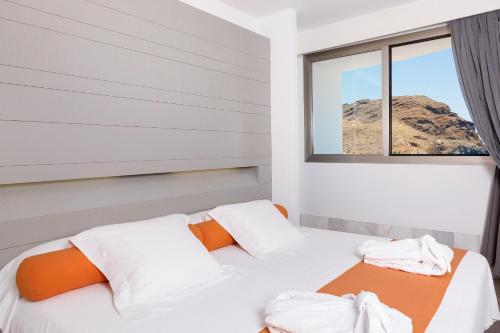 Suite Junior con vistas al mar Hotel Spa Calagrande Cabo de Gata 8