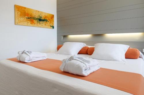 Suite Junior con vistas al mar Hotel Spa Calagrande Cabo de Gata 9