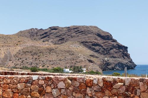 Suite Junior con vistas al mar Hotel Spa Calagrande Cabo de Gata 10