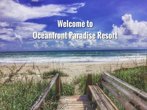 . Ocean Front Paradise Resort