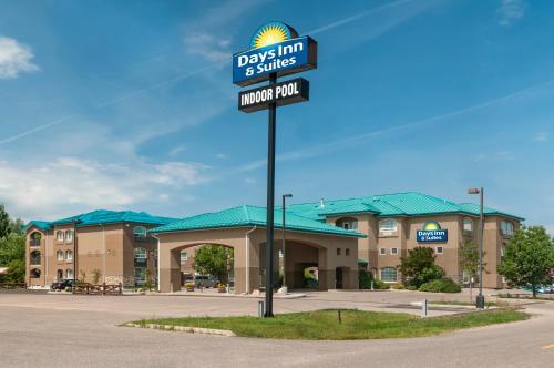 Days Inn & Suites by Wyndham Brandon - Brandon, MB R7B 4E7