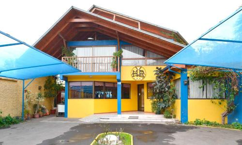 . Hotel Rucahue