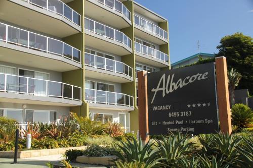 . Albacore Apartments