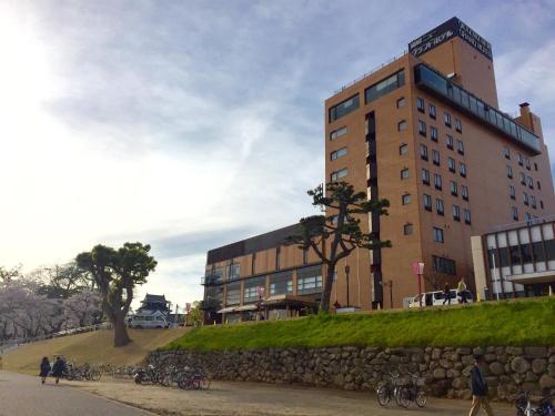 岡崎新大酒店 Okazaki New Grand Hotel
