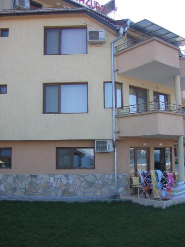 Hotel-overnachting met je hond in Apartment in Complex Lazur 2 - Sozopol
