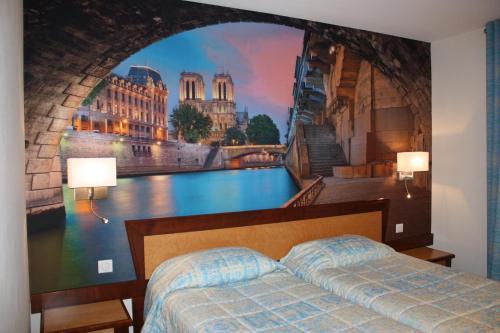 Hotel Terminus Montparnasse impression