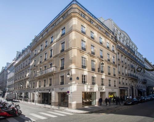 Hotel Royal Saint Honore Paris Louvre - Hôtel - Paris