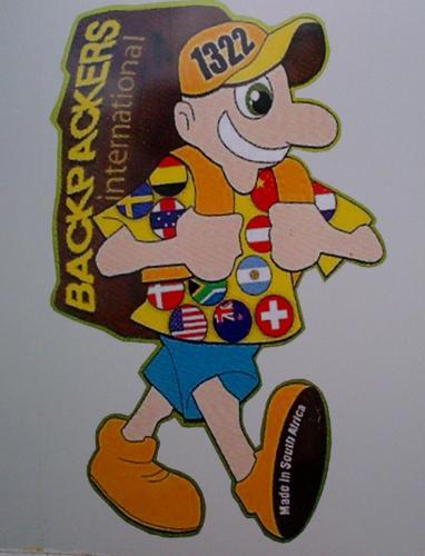 1322 Backpackers Internasional