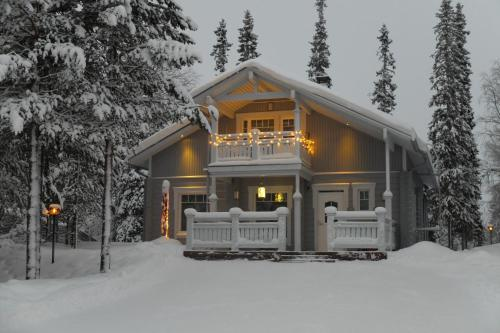 Villa Saaruanniemi