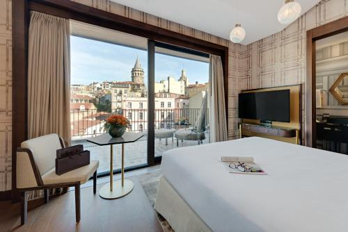 Istanbul The Galata Istanbul Hotel - MGallery by Sofitel phone number