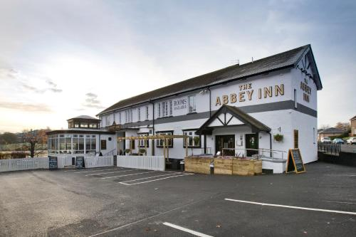 The Abbey Inn (Bed and Breakfast) - Paisley