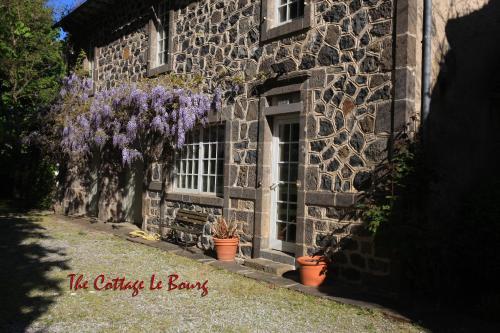 Manor House Cottage - Location saisonnière - Lacroix-Barrez