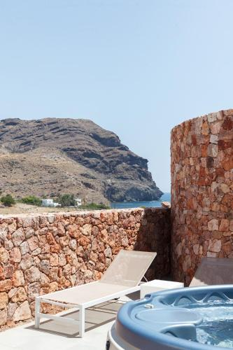 Suite Junior con vistas al mar Hotel Spa Calagrande Cabo de Gata 5
