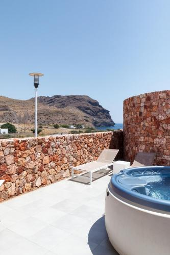Suite Junior con vistas al mar Hotel Spa Calagrande Cabo de Gata 12