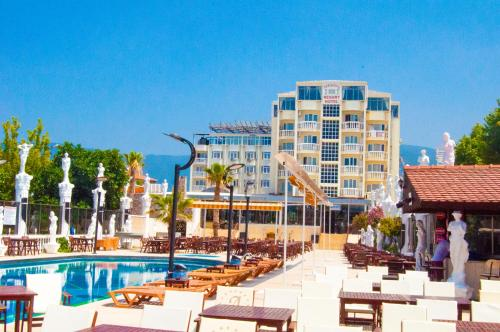 Balıkesir Agrigento Resort Hotel adres