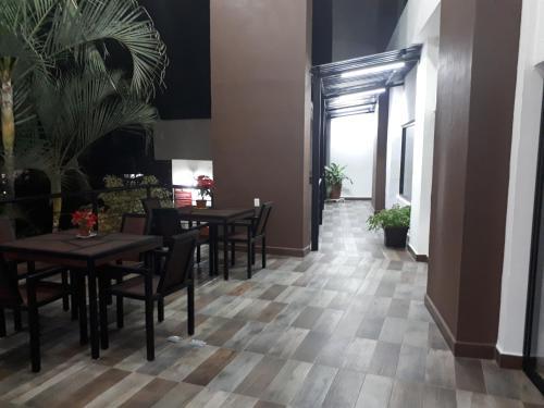 La Quinta Exxpres, Palenque