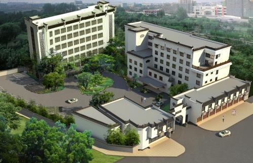 Fliport Garden Hotel Wuyishan