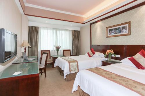 Vienna International Hotel Suzhou University Town photo 40