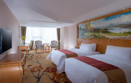 Vienna International Hotel Suzhou University Town photo 43