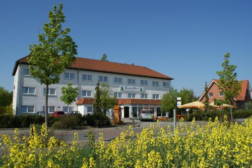 Landhotel Glesien - Hotel - Schkeuditz