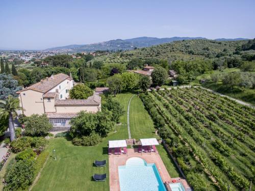 . Villa Il Trebbio
