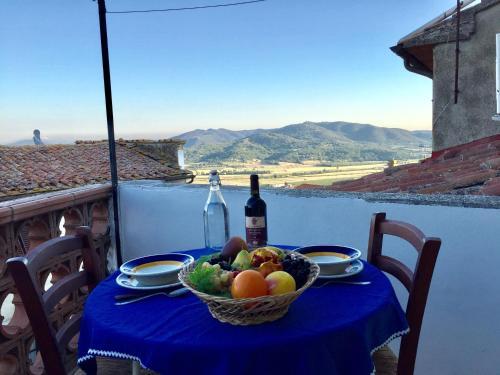 . Hello Tuscany!