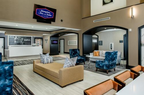 Hampton Inn & Suites Fort Worth-Fossil Creek in Fort Worth