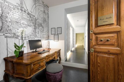 Фото отеля Luxury Manfredi Apartments