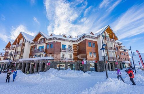 New Gudauri Suite Apartments - Hotel - Gudauri