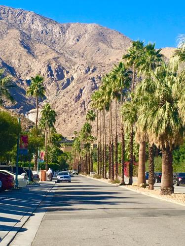 Aaa Palm Springs Villa
