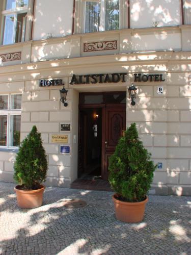 Altstadt Hotel - Potsdam