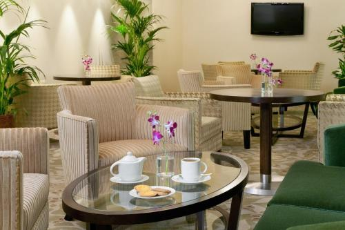 Moscow Marriott Royal Aurora Hotel - image 11
