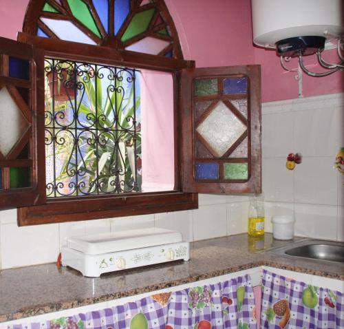 Hotel Casa Khaldi Апартаменты с 2 спальнями