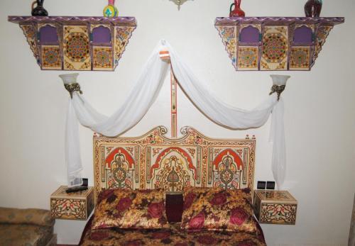 Hotel Casa Khaldi Улучшенный двухместный номер с 1 кроватью