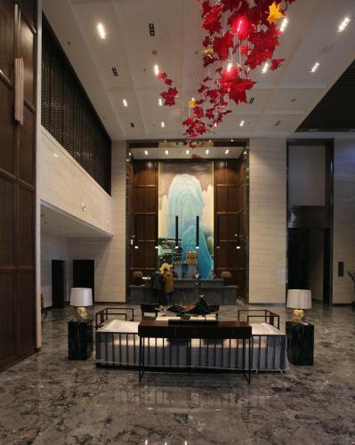 . Benxi yinyi international hotel