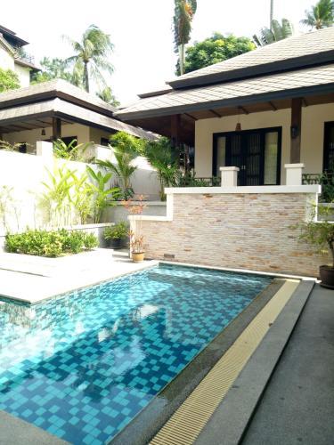 Stunning Bali Thai 3 bed pool villa on 5 star resort Stunning Bali Thai 3 bed pool villa on 5 star resort