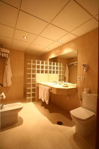 Quarto Twin com Acesso ao Spa (Twin Room with Spa Access)