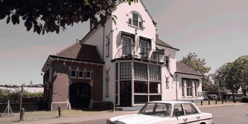 Het Spoorhuis Uithoorn
