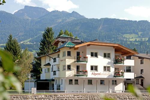 Appartements Alpenkristall Zell am Ziller