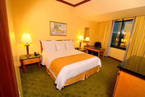 Tegucigalpa Marriott Hotel istabas fotogrāfijas