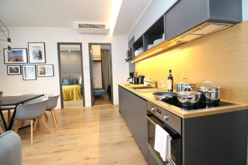 Three-Bedroom Apartment A42
