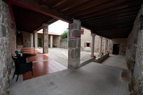 Rectoral de Castillon salas fotos