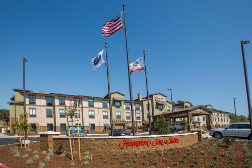 Hampton Inn & Suites Buellton/Santa Ynez Valley Ca