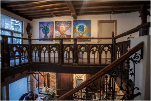 Kathedraallogies Drie Koningen, 2000 Antwerpen