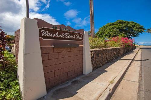 Waiohuli Beach Hale #D-118 Condo - Kihei, HI 96753