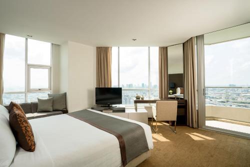 Anantara Sathorn Bangkok Hotel photo 48