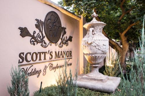 . Scott's Manor Guesthouse