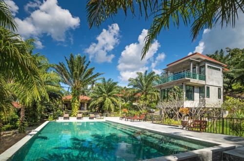 Krabi Green Hill Pool Villas Krabi Green Hill Pool Villas