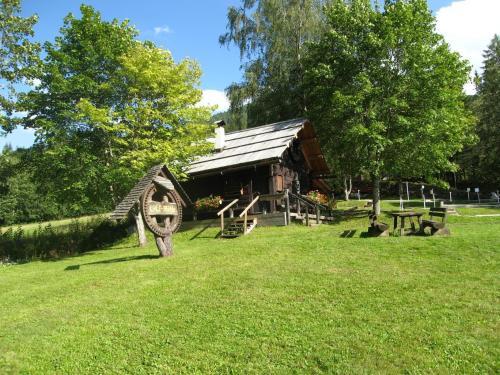 Die Esel-Mühle Bad Kleinkirchheim