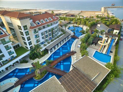 Side Sunis Evren Beach Resort Hotel & Spa harita